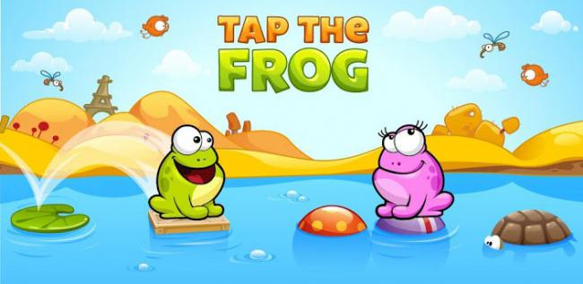 Tap the Frog1