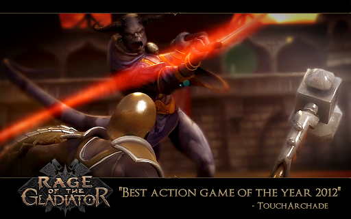 Rage of the Gladiator 2