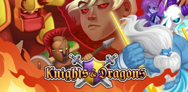 Knights & Dragons 1