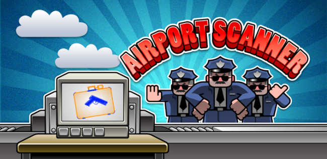Airport Scanner 1
