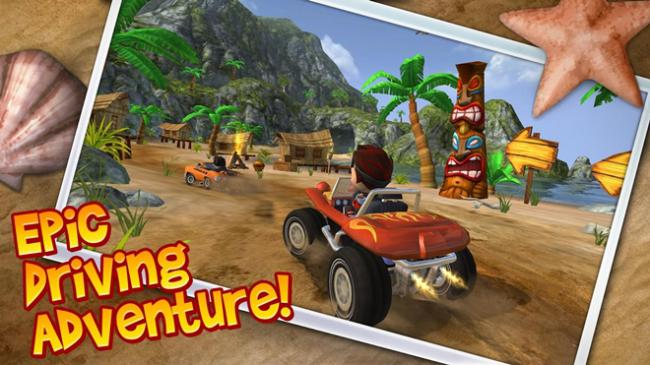 Beach Buggy Blitz 1