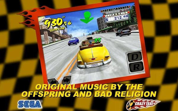 Crazy Taxi Lite 1