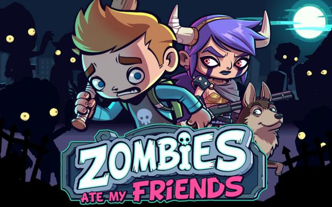 ZOMBIES ATE MY FRIENDS 1