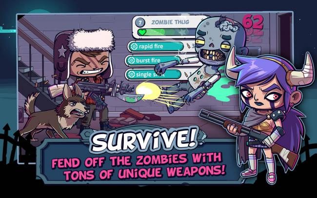 ZOMBIES ATE MY FRIENDS 3