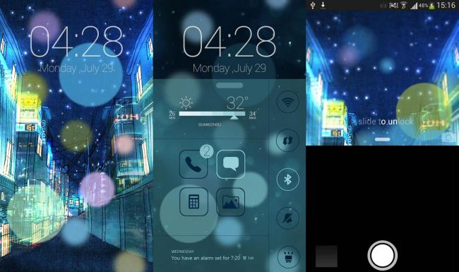 Colorful Day Theme(OS7 Style)