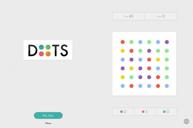 Dots A Game About Connecting