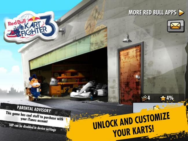 Red Bull Kart Fighter 3_1