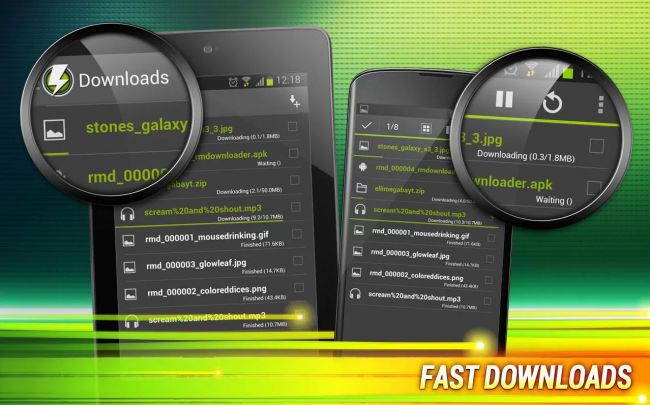 Download Manager for Android_2