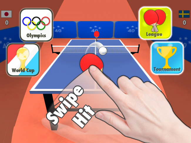 Table Tennis 3D 1