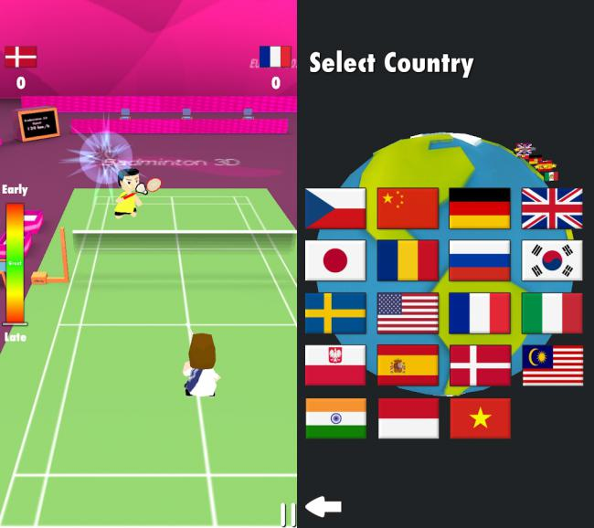 Badminton Smash 3D 2