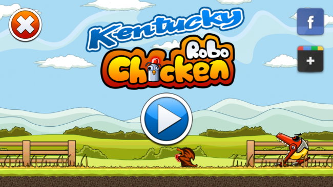Kentucky Robo Chicken 1
