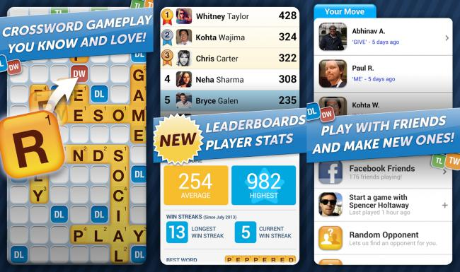 Words With Friends Free 3