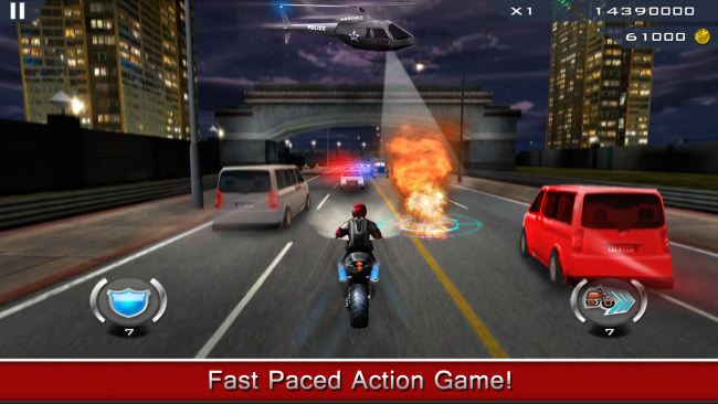 Dhoom 3 The Game 1