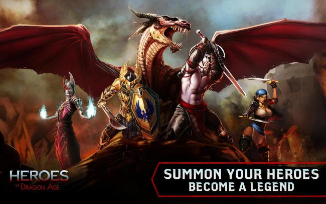 Heroes of Dragon Age 3