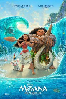 Moana - โมอาน่า ผจญภัยตำนานหมู่เกาะทะเลใต้