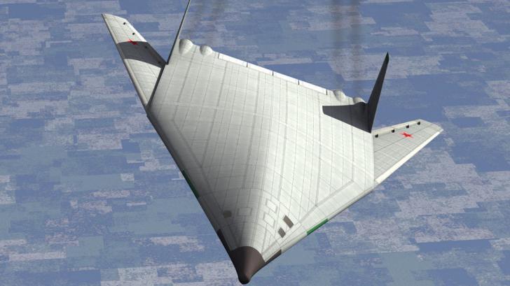 เครื่องบินทิ้งระเบิดล่องหนของรัสเซีย สามารถปล่อยจรวดนิวเคลียร์ได้จากอวกาศ