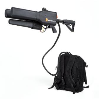 DroneGun ปืนไรเฟิลพิฆาตโดรน ที่มีระยะทำงาน ไกลถึง 1.2 ไมล์