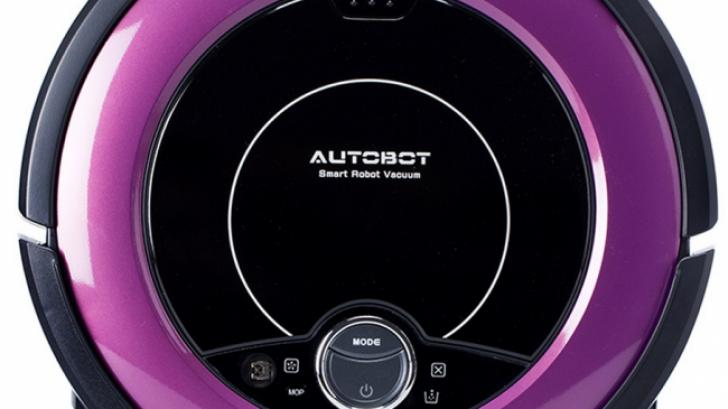 รีวิว หุ่นยนต์ดูดฝุ่น AUTOBOT Smart Robot Vacuum ราคาถูก วิ่งกลับแท่นชาร์จเองได้