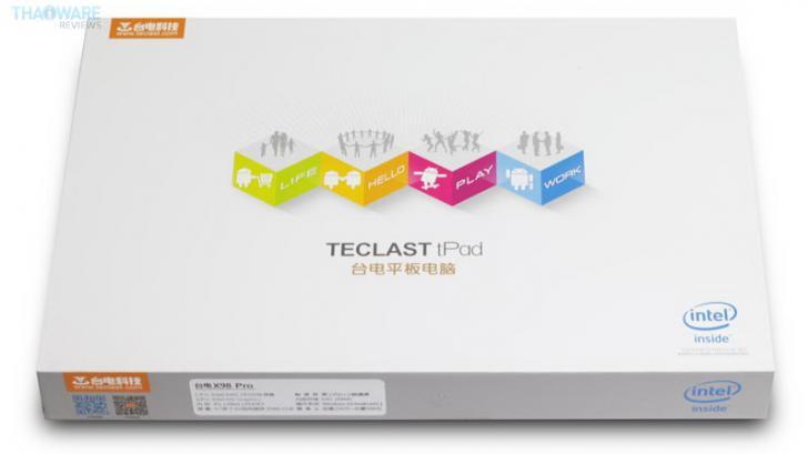 รีวิว TECLAST tPad X98 Pro Dual แท็บเล็ตสายพันธุ์ลูกครึ่ง Windows 10 ก็เทพ Android ก็แจ่ม