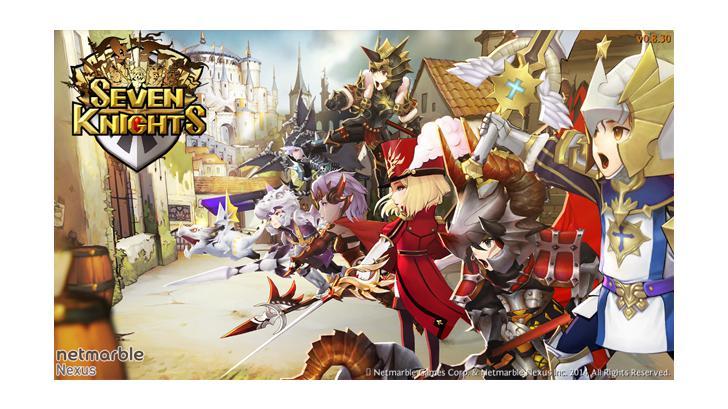 รีวิว เกมส์มือถือยอดฮิต Seven Knights ที่กำลังได้รับความนิยมมากที่สุดในขณะนี้