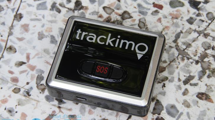 รีวิว TRACKIMO TRK100 อุปกรณ์ติดตามสิ่งของด้วยระบบ GPS