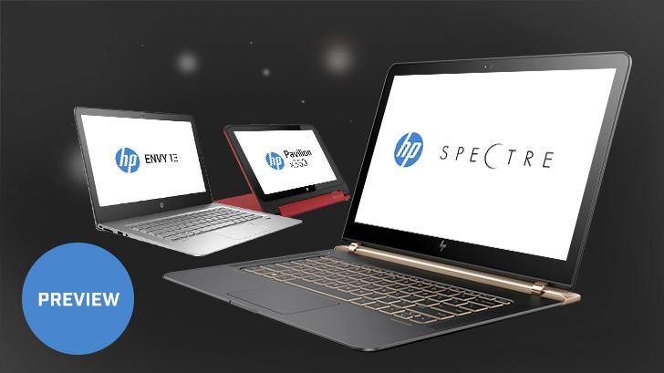 พรีวิว HP Spectre โน้ตบุ๊กสุดพรีเมียม เพรียวบางที่สุด ดีที่สุด ในราคา 69,990 บาท