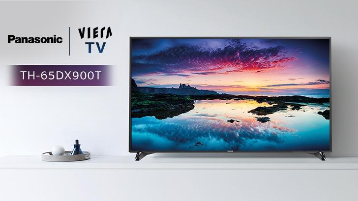 รีวิว Panasonic Viera TV TH-65DX900T Ultra HD TV 4K Pro ระดับไฮเอนด์ ขับเคลื่อนด้วย Firefox OS