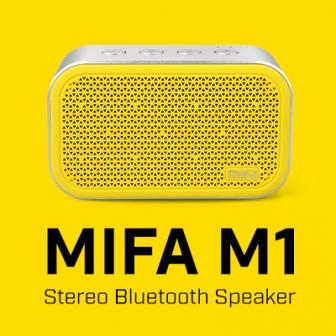 รีวิว - Mifa M1 ลำโพงบลูทูธตัวเล็ก เสียงดี ฟังเพลงได้ในทุกสถานที่