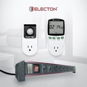 รีวิว - ปลั๊กไฟ ELECTON ปลั๊ก 3 สไตล์ ปลั๊กกันไฟกระชาก ไฟเกิน ปลั๊กไฟตั้งเวลา และ เปิดปิดอัตโนมัติ