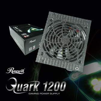รีวิว - ทดสอบ Rosewill Quark 1200 พาวเวอร์ซัพพลาย สำหรับเกมเมอร์ และนักโอเวอร์คล็อกเต็มสูบ