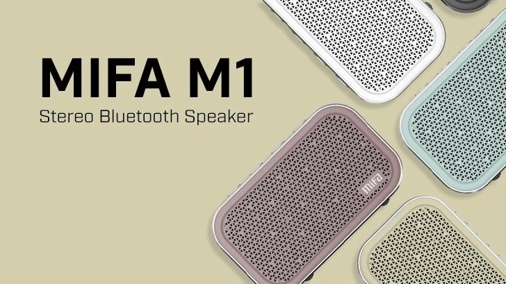 รีวิว Mifa M1 ลำโพงบลูทูธตัวเล็ก เสียงดี ฟังเพลงได้ในทุกสถานที่