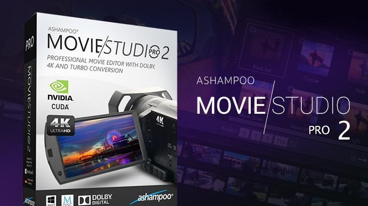 รีวิว Ashampoo Movie Studio Pro 2 โปรแกรมตัดต่อวิดีโอขั้นเทพ รองรับ Dolby 5.1 และวิดีโอ 4K
