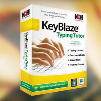 รีวิว KeyBlaze Typing Tutor โปรแกรมฝึกพิมพ์สัมผัส โหมดฝึกหลากหลาย ไม่น่าเบื่อ