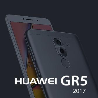 HUAWEI GR5 2017 สมาร์ทโฟนกล้องคู่ อู้หู ราคาไม่ถึงหมื่น
