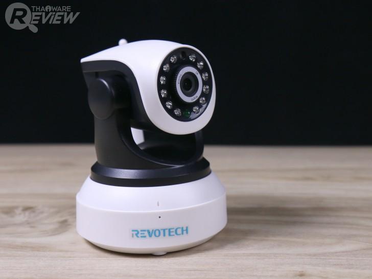 Revotech RT-520N กล้องวงจรปิดไร้สายราคาประหยัด ช่วยปกป้องทรัพย์สินของเราจากโจรร้าย