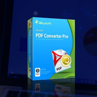 รีวิว iSkysoft PDF Converter Pro แปลงไฟล์ PDF ง่าย รวดเร็ว กับ เทคโนโลยีOCR สแกนตัวอักษรบนไฟล์ PDF