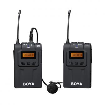 Boya BY-WM6 UHF wireless microphone