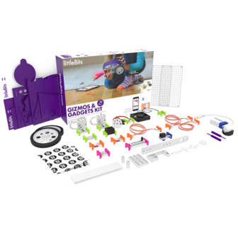 littleBits Gizmo and Gadget 2nd Edition