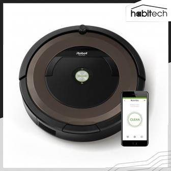 iRobot Roomba 890 (หุ่นยนต์ดูดฝุ่นอัตโนมัติ)