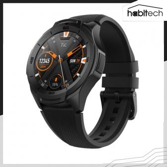 TicWatch S2 (นาฬิกาอัจฉริยะ มีฟังก์ชั่นการออกกำลังกาย ดีไซน์อึด สำหรับกิจกรรมกลางแจ้ง)