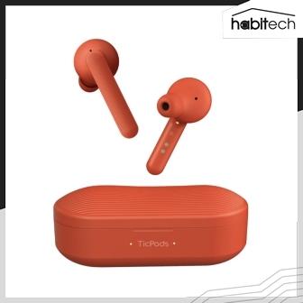 TicPods Free (หูฟังบลูทูธ ไร้สาย True Wireless สั่งงานง่ายเพียงปลายนิ้วสัมผัส)