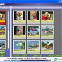 A ComPIX Photo VCD Creator (โปรแกรมทำอัลบั้ลภาพดิจิตอลคุณภาพสูง ใช้งานง่าย ได้ดั่งใจ พัฒนาโดย คนไทย)