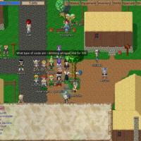 The Mana World (เกม โลกของมานา ออนไลน์ 2 มิติ อีกเกม ที่คนนิยมเล่นมากที่สุด)