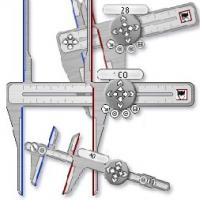 Screen Calipers