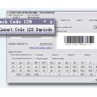 Code 128 Barcode Font Pack