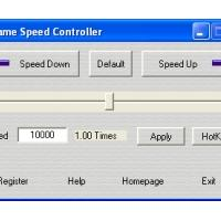 Game Speed Controller