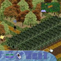 เกมส์ สถานการณ์จำลอง ความเป็นอยู่ชาวสวน (Gardener Simulation)