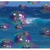 Amazing Bubbles 3D Screensaver  (Screensaver ฟองอากาศที่จะลอยขึ้นสู่ด้านบนของ Desktop)