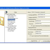 Recovery ToolBox for Outlook Password (โปรแกรม กู้ Password)