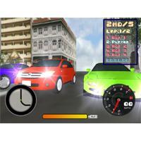 KU DRIFT 2007 (เกมส์ รถแข่ง 3 มิติ ฝีมือคนไทย ล้วนๆ)